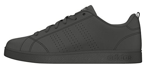 adidas VS Advantage Clean K, Baskets, Unisexe, Enfant, Noir (Negbas/Negbas/Onix), 35 EU