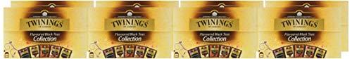 Twinings Selection aromatisierter Schwarztee mit Frucht, 8er Pack (8 x 40 g)