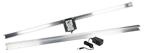 Galleria fotografica LightRail 4.0 Adjusta Drive EU Kit Motorizzare con Due Rotaie