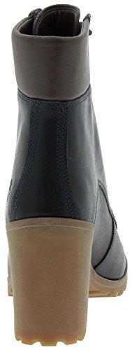 Timberland Donna Marina Allington 6 Inch Stivali Nero
