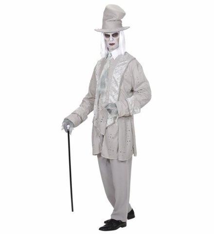 Geister Bräutigam Karneval Kostüm für Herren (Kostüme Nerd Zombie)