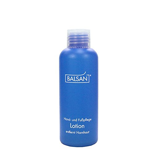BALSAN Lotion neu z.Hornhautentfernung 150 ml Lotion