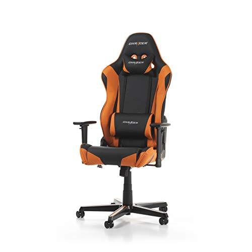 DXRacer Racing R0-NO Gaming Stuhl Kunstleder Orange 56x64x135cm (LxBxH)