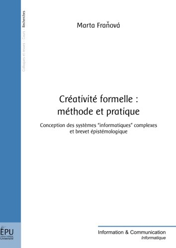 Créativité Formelle : Méthode et Pratique