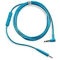 Bose ® QuietComfort 25 Kopfhörer-Kabel mit Inline-Mikrofon und Fernbedienungfür Samsung/Android Gerät blau