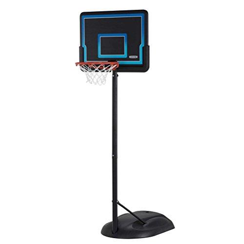 Lebenslange Kids '90824verstellbar tragbar Reifen (Impact) 32Verstellbare Jugend Basketball-System, schwarz und blau