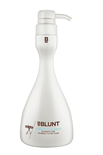BBLUNT Perfect Balance Shampoo for Normal to Dry Hair, 400ml