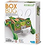4M Green Science BOX BUG: Einfach zu machen motorisierte Box Bug Ages 5 plus.