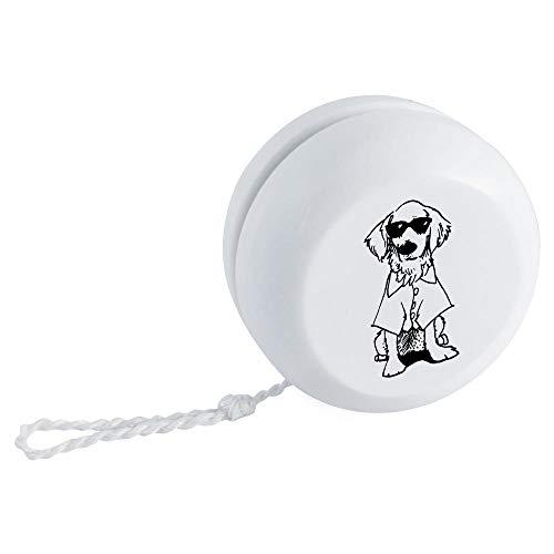Azeeda 'Hund mit Sonnenbrille' Yo-Yo (YY00017284)