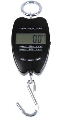Berger + Schröter - Báscula digital (200 kg)