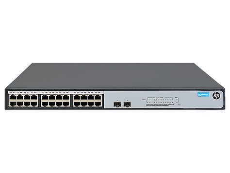 Hp JH018A - Switch con 24 puertos 10/100/1000 base-t