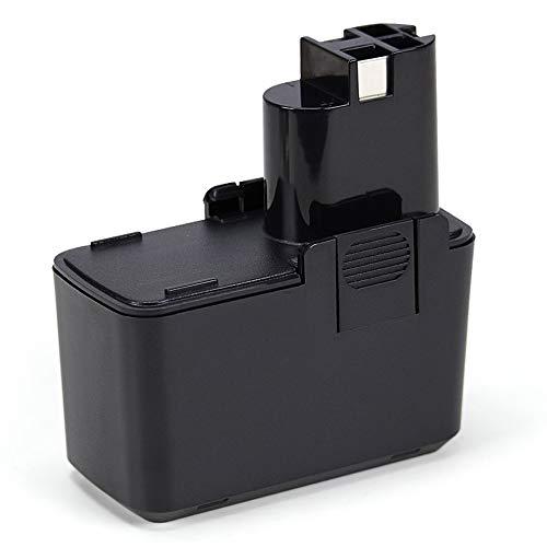 POWERGIANT für Bosch Akku 12V 3.0AH NI-MH Akku Ersatzakku Für Bosch PSR 12 VES-2 PSB 12VSP-2 PSR 120 2607335055 2607335108 2607335054 2607335081 2607335090 BAT011