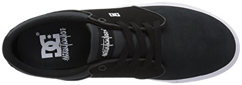 DC Mikey Taylor Vulc Low Top Chaussures pour hommes Black/Grey/Grey