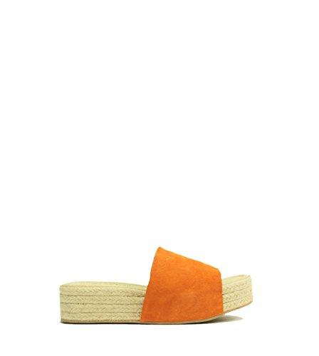 Jeffrey Campbell , Sandales pour femme Arancione