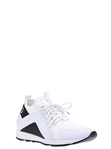 Hugo Boss Hombres Fashion Sneakers Weiss Groesse 13 US /47.5 EU