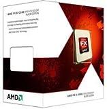 De corte para-edge AMD (advanced MICRO dispositivos) - FD4300WMHKBOX - CPU, FX 4300 negro, de vaso AM3 +, AMD - [unidades 1] - Min 3 años de garantía Cleva