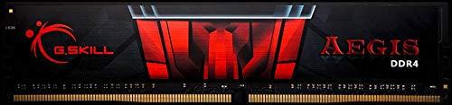 Nicht-ecc Single (G. Skill [Aegis DDR4] F4-3000C16S-8GISB)