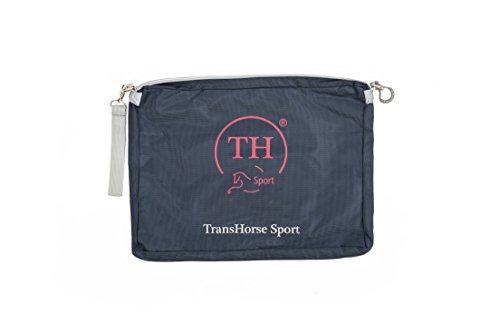 TransHorse Sport Equidenpass & Dokumentenmappe Event in 6 schicken Farben (Night Blue)