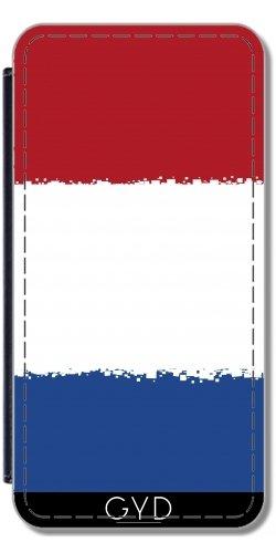 Custodia in PU Pelle per Microsoft Lumia 930 - Paesi Bassi 8 Bit by Cadellin