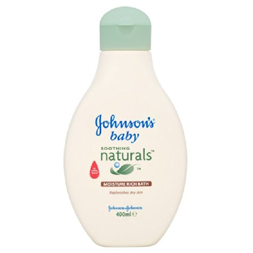 Bebé Baño Hidratante 400ml de Johnson