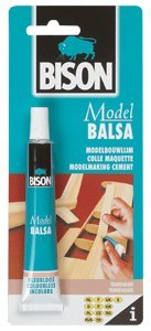 1-x-1316240-bison-model-balsa-wood-adhesive-glue-25ml-tube-ultra-strong-and-dries-crystal-clear