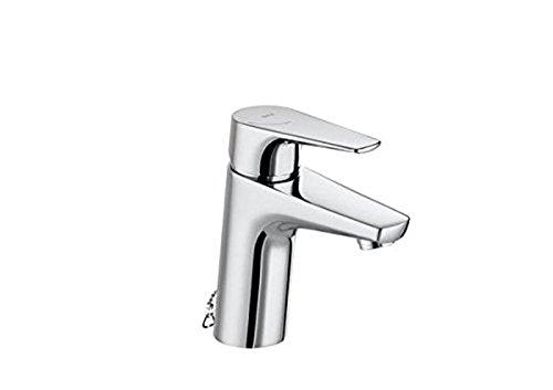 Roca Atlas – grifo monomando para lavabo con tragacadenilla, cold start . Griferías hidrosanitarias Monomando. Ref. A5A3450C00