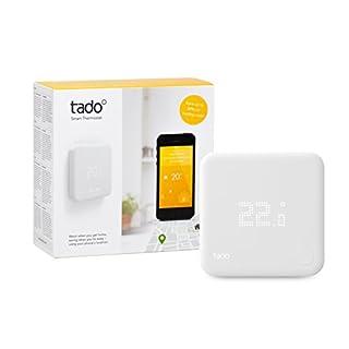 Tado RU01 Smart Thermostat, 220 V, White, 16.8 x 16.8 x 7.4 cm Set of 200 Pieces
