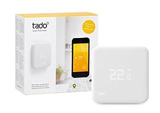tado° Smart Thermostat Starter Kit V2 - Intelligent heating control, works with Amazon Alexa, Google Assistant, IFTTT (B00P2HT3RM)   Amazon price tracker / tracking, Amazon price history charts, Amazon price watches, Amazon price drop alerts