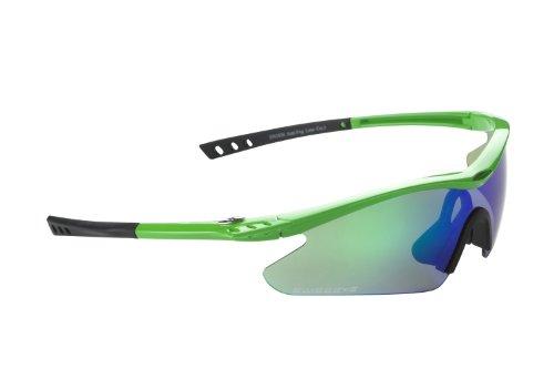 Swiss Eye Sportbrille F-16, neon green, One Size