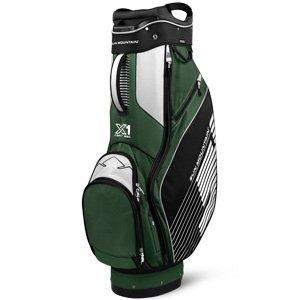 Sun Mountain 2017X-1chariot Sac de golf, G711878, Black/Green/White