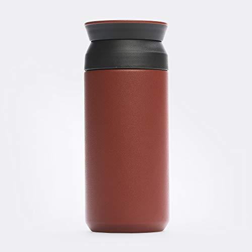 KINTO Travel Tumbler Kaffee & Tee Flasche 350ml - Rot -