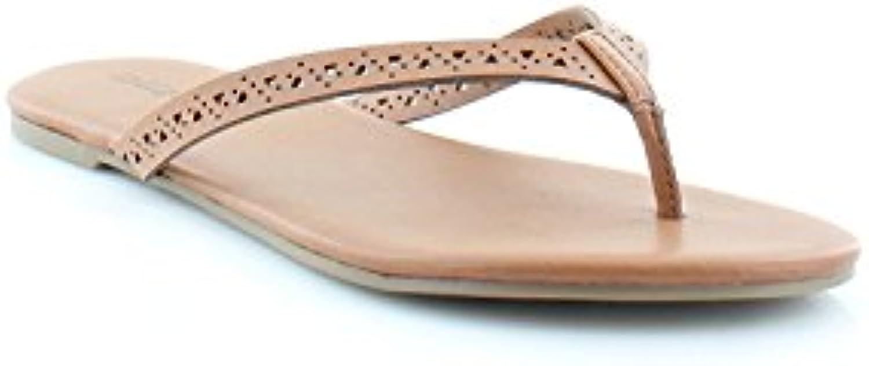 Pink & Pepper Frauen Flip Flops 2018 Letztes Modell  Mode Schuhe Billig Online-Verkauf