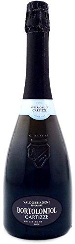 Bortolomiol vino prosecco superiore di cartizze - 1 bottiglia da 750 ml