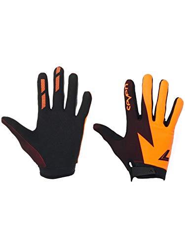 Sieben MX 17,1Annex Volt Erwachsene Handschuh, Flo Orange, Größe S - Fox Racing Mädchen Handschuh