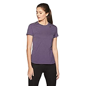 Adidas Women's Plain Regular Fit T-Shirt