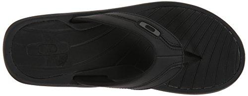 Oakley Dune Sandal Jet Black Jet Black