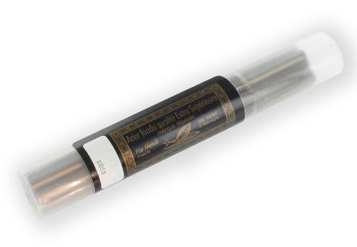 GOLDSCHNECKE Laubsägeblätter Goldschnecke 0,26 x 0,52 (mm) Nr.: 2/0 Verpackungseinheit: 1 Dutzend, dutzendgebunden
