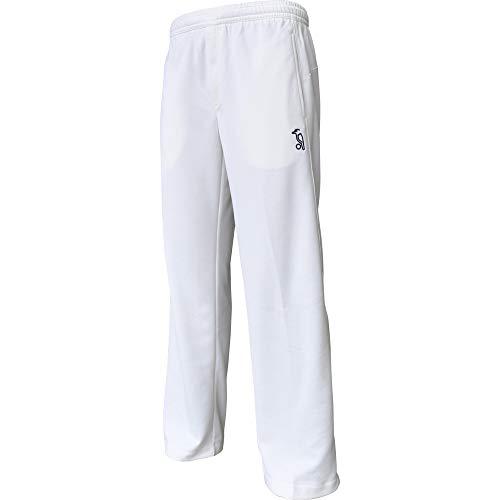 KOOKABURRA PRO Players Cricket Trousers Hosen, cremefarben, m