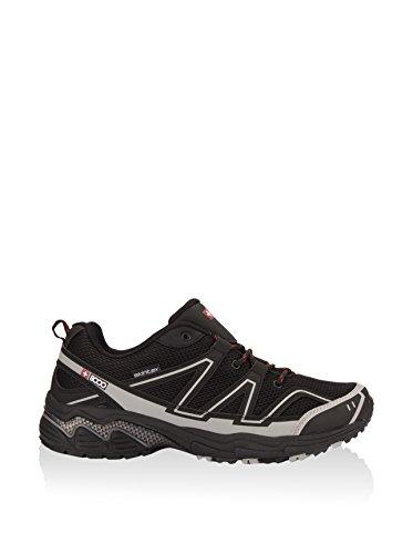 + 8000hommes Chaussures de randonnée tajar pour, Homme, Tajar Black/Silver