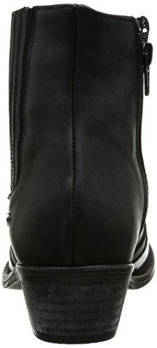 Pepe Jeans Fire, Boots femme Noir (999 Black)