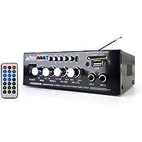 Ibiza Sound PLS1250USB-RC Verstärker 50 W – USB/BLUETOOTH/SD/FM + Fernbedienung