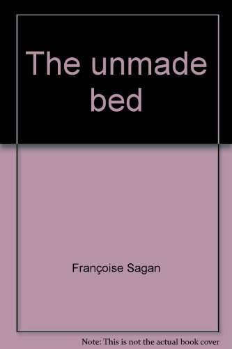 The unmade bed