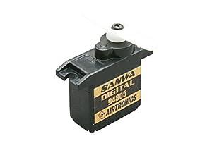 Sanwa 107A53961A Parte de Juguete - Partes de Juguetes (Negro, 10 g)