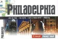 Philadelphia Insight Pocket Map (Insight Pocket Maps)