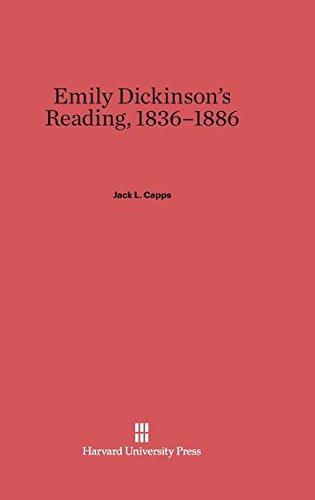 Emily Dickinson's Reading, 1836-1886