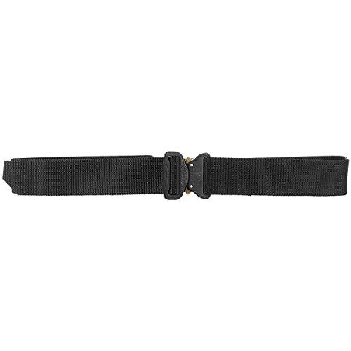 Helikon Herren Cobra (FC45) Taktisch Gürtel Schwarz Größe L (130cm)