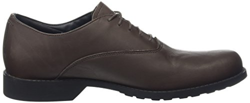 Timberland Fitchburg Oxford, Chaussures à Lacets Homme Marron - Brown (Red Brown)