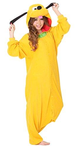 (Erwachsene Tier Cosplay Kostüm Pyjamas,POLO Hund,M)