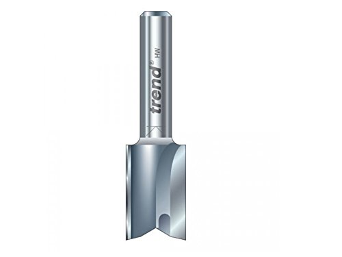 TREND 4/1X1/2TC TWO FLUTE CUTTER 15 MM DIAMETER