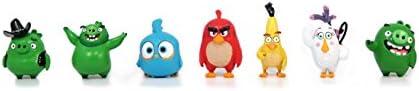 Angry Birds Movie Mini Figure Multi Pack Set B (7 (7 (7 Piece) | Dans Plusieurs Styles  f173f8